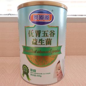 【新品】乖嘟嘟全段优胃五谷益生菌营养米粉全国招商