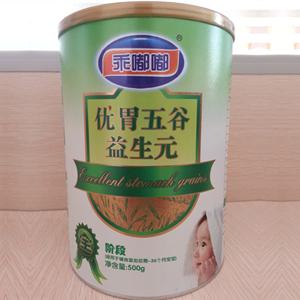 【新品】乖嘟嘟全段优胃五谷益生元营养米粉全国招商