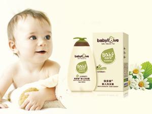葆多爱洗发露——温和清洁宝宝幼嫩的头部肌肤和头发