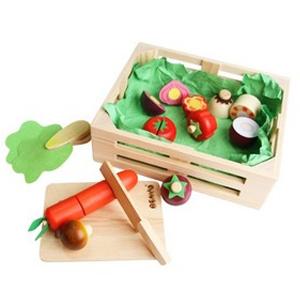 木玩世家比好伙伴蔬菜切切看组合套装全国招商