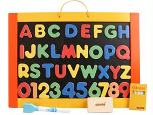 木玩世家比好字母数字彩色画板 锻炼宝宝想象力