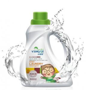 洗衣液厂家供应婴儿净螨功能洗衣液