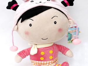 漂亮宝贝 为宝宝们提供最为时尚与优质的毛绒玩具