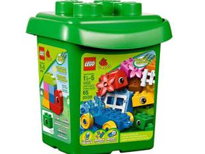 """""""魔术塑料积木""""——LEGO乐高得宝创意桶"""