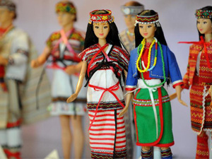 台湾美宁娃娃 带您领尽千年的中华时尚风骚