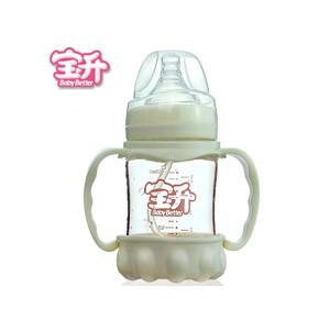 宝升玻璃奶瓶招商加盟  代加工