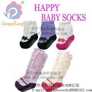 【儿童长筒袜】儿童长筒袜订做,广州儿童长筒袜加工