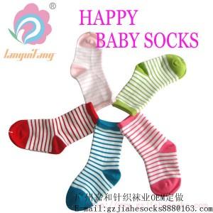 北京宝宝袜专卖店 宝宝袜加工厂-广州嘉和针织袜厂