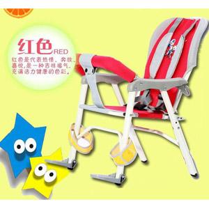 小贝乐A-28 自行车电动车使用/家用折叠宝宝儿童避震安全座椅
