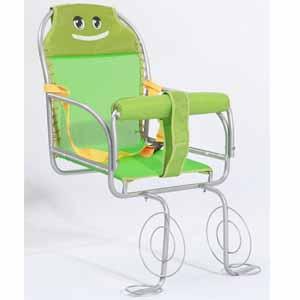 小贝乐A-11\高靠背儿童宝宝自行车座椅\减震