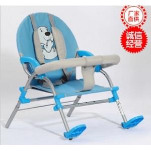 小贝乐A01-1宝宝电动车安全座椅+装卸架