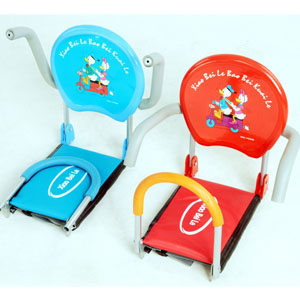小贝乐B-15自行车电动车装用儿童安全座椅