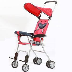 小贝乐A-29宝宝避震遮阳安全多功能推车座椅