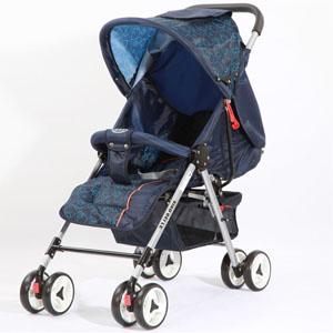 小贝乐T125透气避震定向折叠宝宝婴儿推车