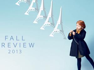 JACADI亚卡迪2013秋冬新品上市 再度为我们演绎经典