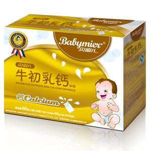 贝蜜儿儿童牛初乳钙冲剂