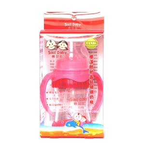 高硼硅玻璃奶瓶,耐高温,无毒,安全,雪丽日用品有限公司
