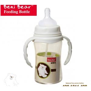 PP奶瓶  邦尼熊 BOBO  贝亲  奶瓶