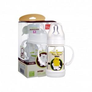 玻璃  奶瓶 邦尼熊  BOBO 贝亲 奶嘴 新安怡 喝奶