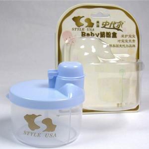 史代尔Baby奶粉盒