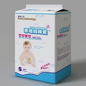 爹地妈咪爱专业护臀纸尿裤S26