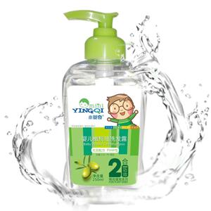 小婴奇婴儿橄榄油沐浴露