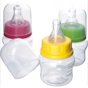 2安60ml果汁奶瓶 新生儿喝水奶瓶 小奶瓶 奶瓶批发