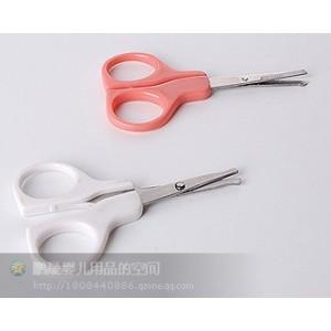 婴儿安全小剪刀 宝宝剪刀批发 厂家直销 玩具剪刀