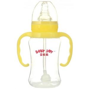 婴乐美标口径奶瓶150ml PP奶瓶 奶瓶厂家直销 塑料奶瓶