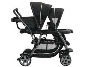 葛莱品牌双向婴儿推车 设计独具匠心