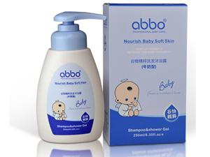 谷物精粹洗发沐浴露 呵护幼儿娇嫩肌肤