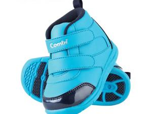 康贝机能休闲鞋 保护宝宝小脚温暖过冬