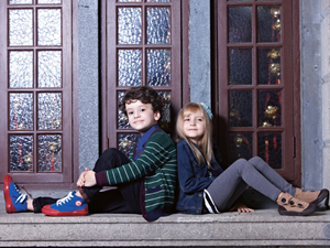 酷酷沃童鞋 呵护宝贝成长每一步