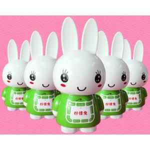 批发儿童早教机学习机 最新版遥控柠檬兔故事机
