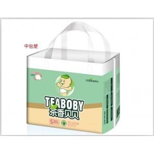茶叶纸尿裤(茶香贝贝)护体棉柔 系列 全国招商