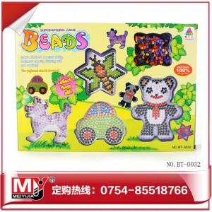 爆款厂家直销趣味益智DIY拼拼豆豆、魔法豆豆BT-0032
