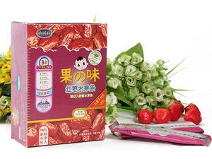 尚可诗红枣水果条 防止治愈过敏疾病