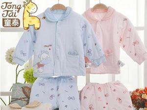 童泰婴幼儿棉服套装 让宝宝温暖过冬