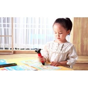 益智玩具 幼儿童早教机 小星星点读笔批发 诚招代理商