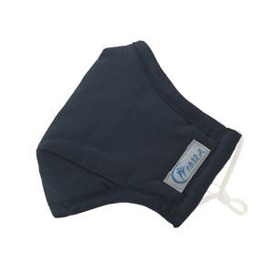 绿精灵深蓝色防霾抗菌口罩
