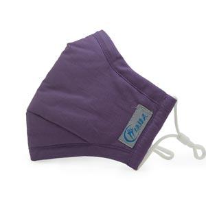 绿精灵紫色防霾抗菌口罩
