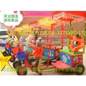 山东机器人蹬车,动物骑车,旋转秋千鱼,飞碟碰碰车