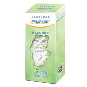 有机纯素婴儿润肤橄榄油 120ml
