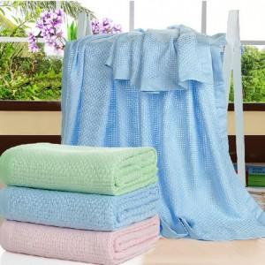 竹纤维婴幼儿 毯子 盖毯