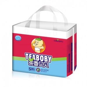 供应  茶叶纸尿裤  干爽透气系列