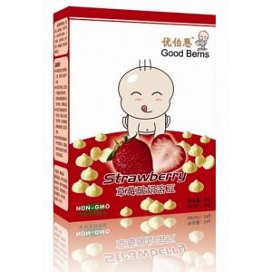 草莓果蔬酸奶溶豆全国空白区域招商