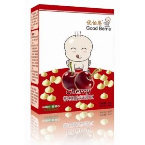 樱桃果蔬酸奶溶豆