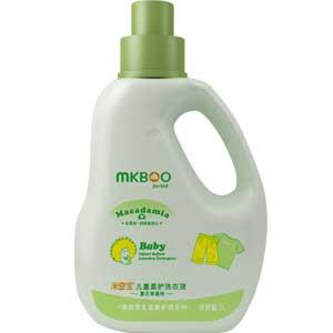 米奇宝婴幼儿柔护洗衣液(瓶装)火热招商