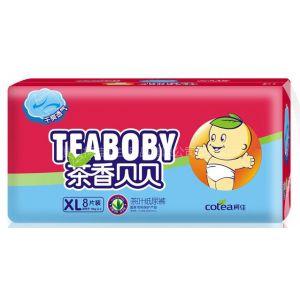 茶叶有抑菌除臭功能 有效防止尿布疹 有益宝宝健康成长