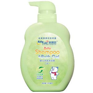 美赞臣优机纯素婴儿洗发沐浴液(二合一)诚招代理